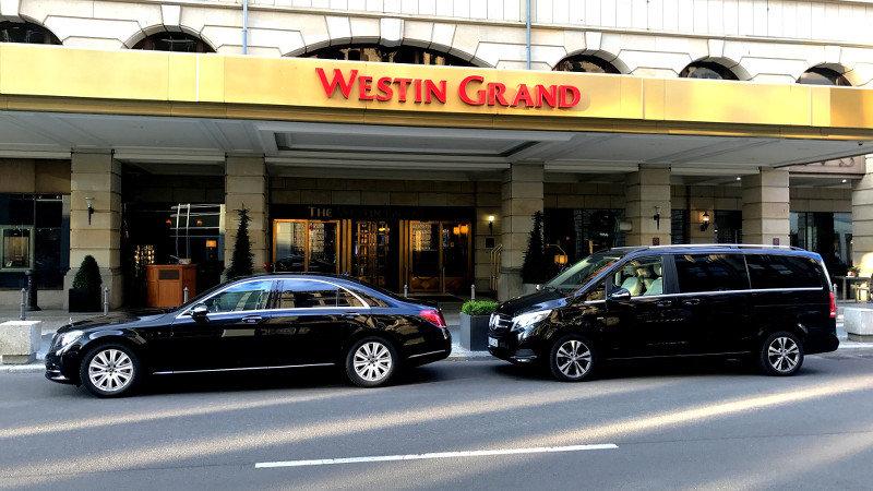 Chauffeur- und Limousinenservice Berlin