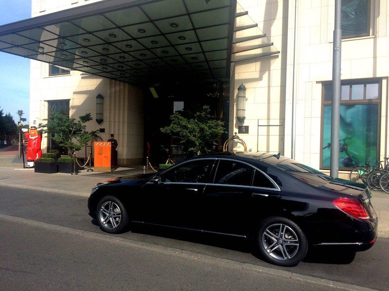 Chauffeur- und Limousinenservice in Berlin
