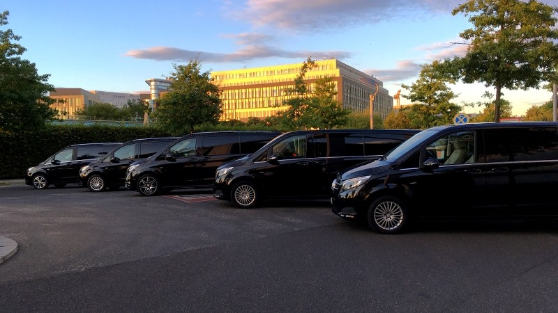 Messe Shuttle Service
